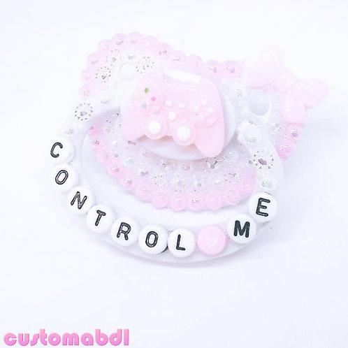 CM Gamer - White & Pink