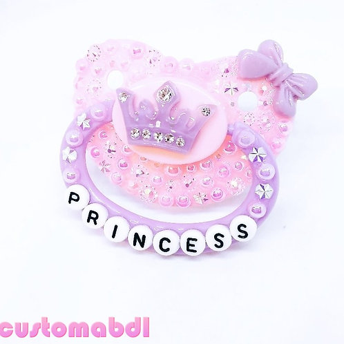 Princess - Pink & Lavender