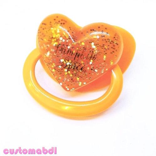 Simple Pumpkin Spice - Orange