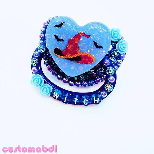 Witch Heart - Royal Blue & Baby Blue