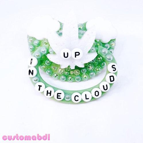 UITC Leaf - Mint Green & White
