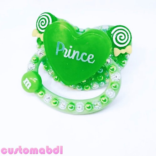 Sweet Candy Prince Heart - Green
