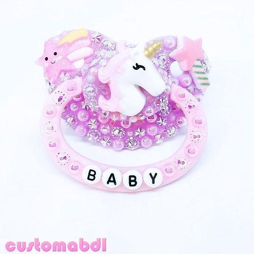 Unicorn Baby - Pink & Lavender