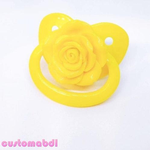 Simple La Fleur - Yellow