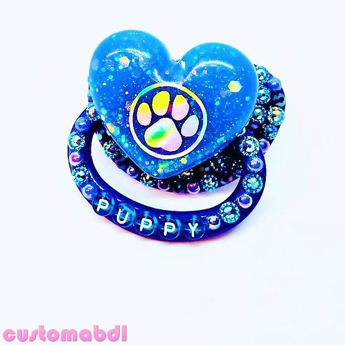 Puppy Heart - Royal Blue