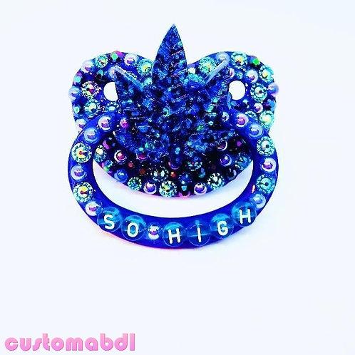 SH Leaf - Royal Blue