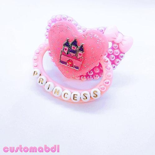 Princess Heart - Lavender, Pink & Gold