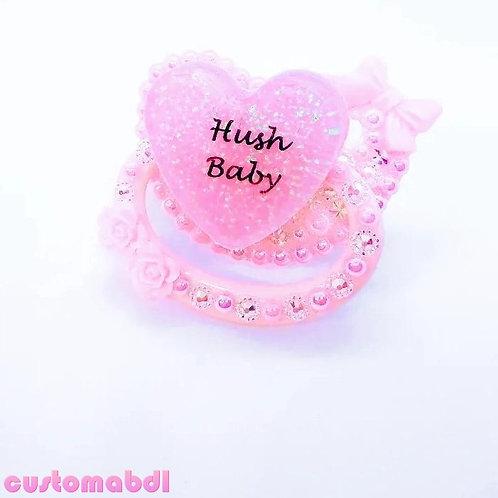 Hush Baby Heart - Pink