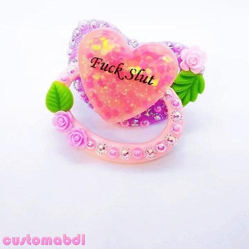 FS Heart - Lavender & Pink