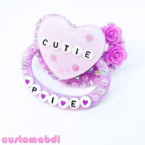 Cutie Pie - Lavender