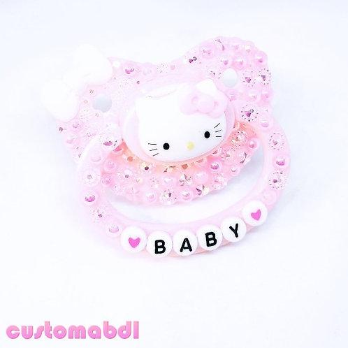 HK Baby - Pink & White