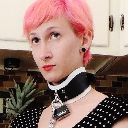 2 Tone Demi Posture Collar