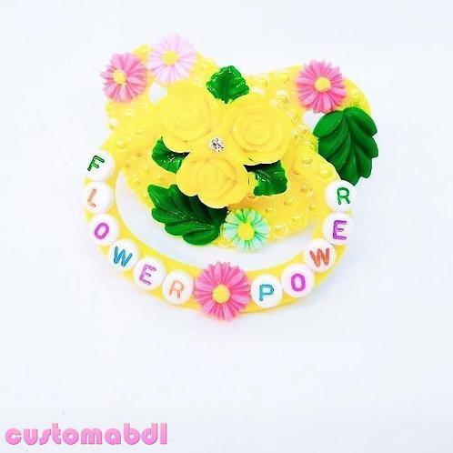 Flower Power Boquet - Yellow