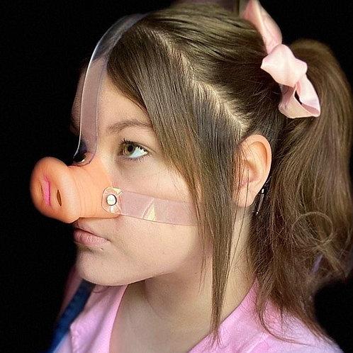 Clear Vinyl Pig Harness
