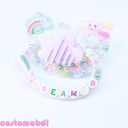 Dreamer - White & Pastels