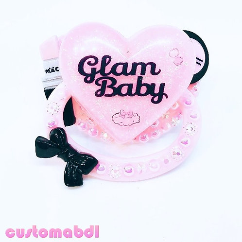 Glam Baby - Pink & Black