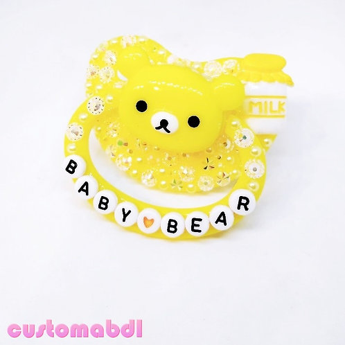 Baby Bear Milk - Yellow