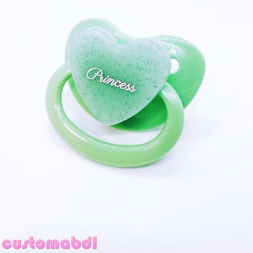 Simple Princess - Mint Green