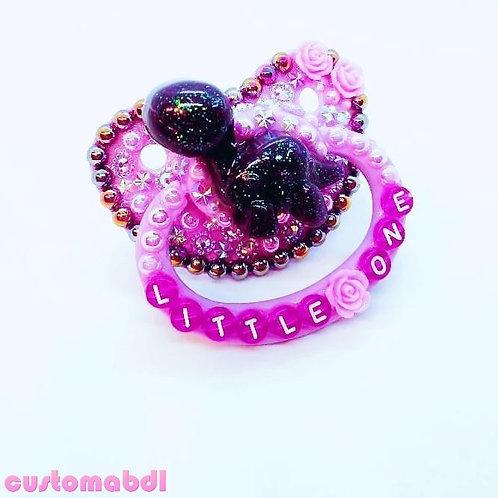 Little One Dinosaur - Lavender & Purple