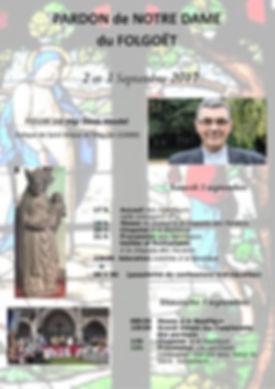 Affiche Pardon du Folgoët 2017
