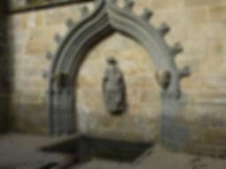 La fontaine Le Folgoët