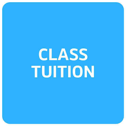 Classes - Monthly Tuition Rate