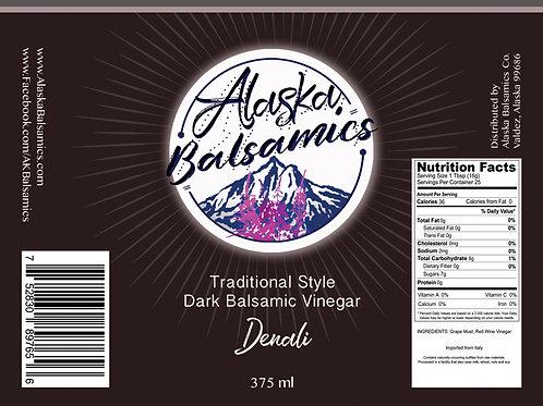 Denali -Traditional Style Dark Balsamic Vinegar