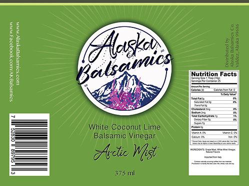Arctic Mist - White Coconut Lime Balsamic Vinegar
