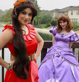 Houston Princess Party
