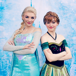 The Snow Sisters