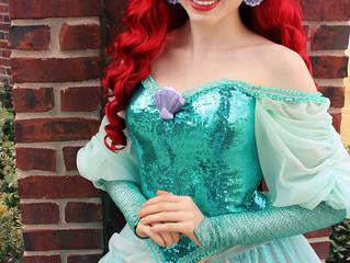 Mermaid Tea Party on February 21st