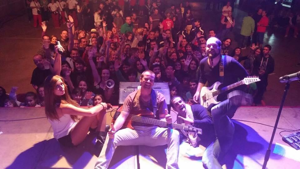 DMX SAN MARTIN DEL RIO 2015
