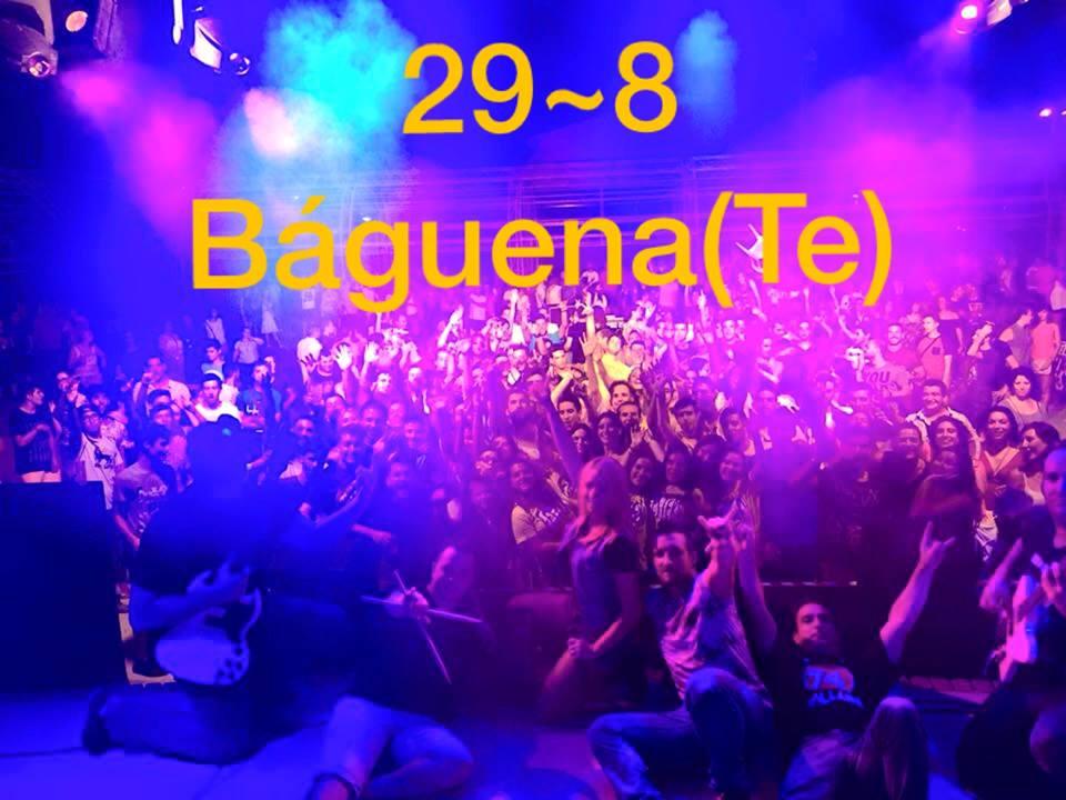 METAL BAND BAGUENA 2015