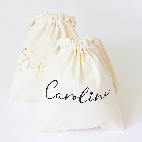 Personalized Favor Gift Bag Wedding And Party Favor Bags