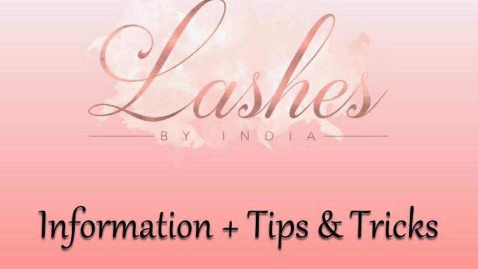 Tips, Tricks & Information Manual
