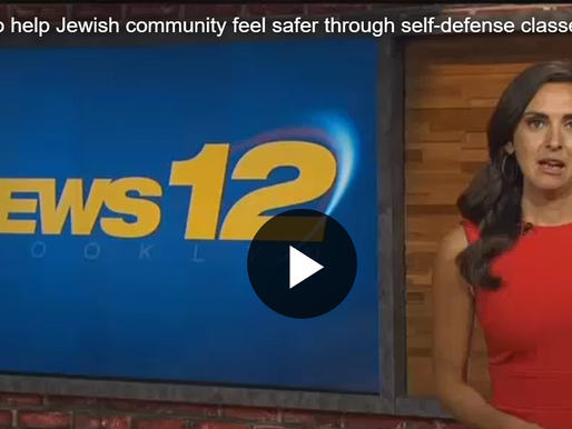 Nonprofit Aims to Help Jewish Community Feel Safer Through Self-Defense Classes
