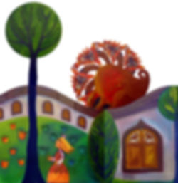 égigérő fa, kalimpa színház, bábelőadás, koncert