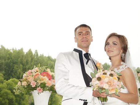 Любить и быть Любимым - самое главное в жизни. Они это ценят - Владимир и Юлия: вместе  навсегда!