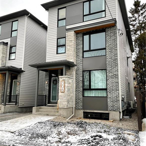 4-300 Elmgrove: Luxury 2 Bedroom Basement Apartment (Westboro, Ottawa)