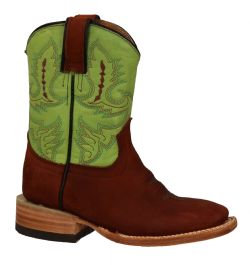 Rockin Leather - 4101 Childrens Boots