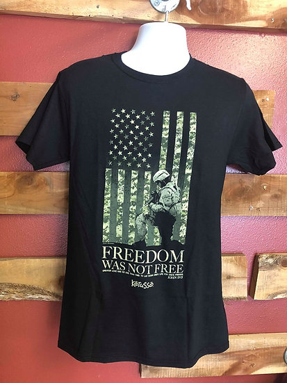 kerusso Freedom Was Not Free T-Shirt