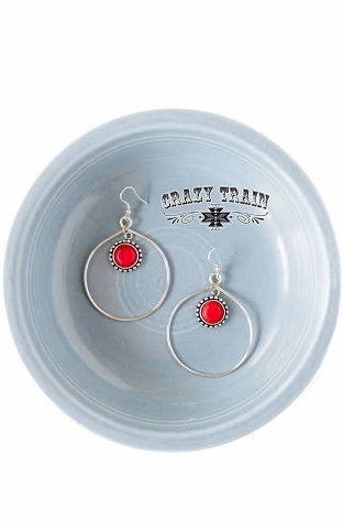 Crazy Train Bear Creek Earrings
