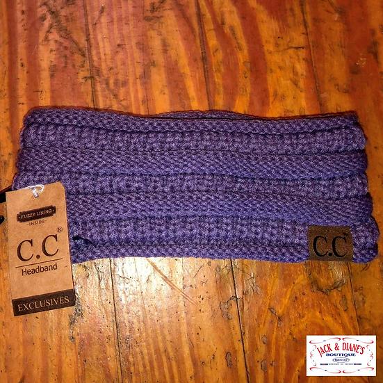C.C Lined Headwraps