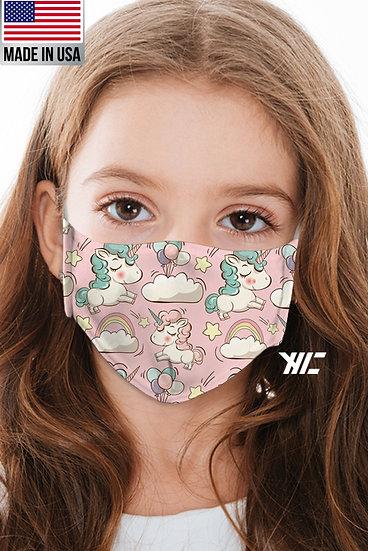 Reusable Cloth Kids Mask