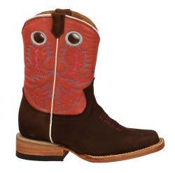 Rockin Leather - 4102 Childrens Boot