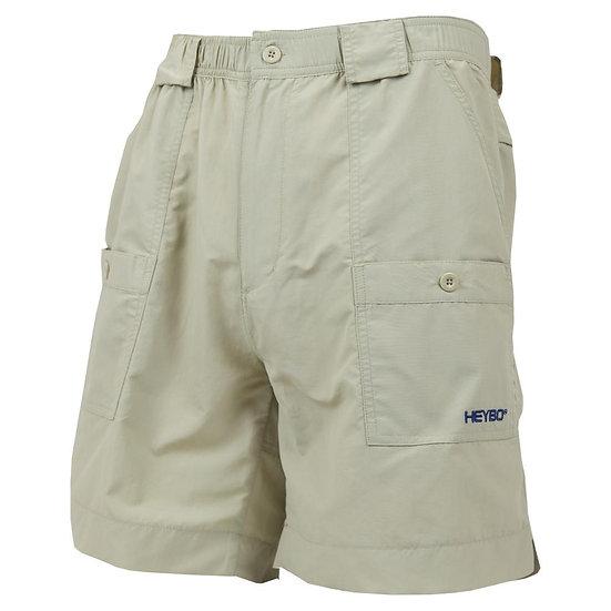 HEYBO Flats Shorts - Khaki