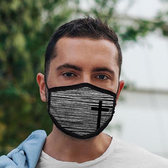 Kerusso Cross Face Mask