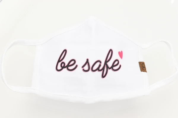 C.C Be Safe Face Mask