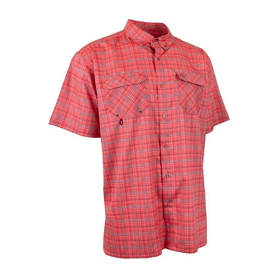 HEYBO The Boca Grande Fishing Shirt Short Sleeve