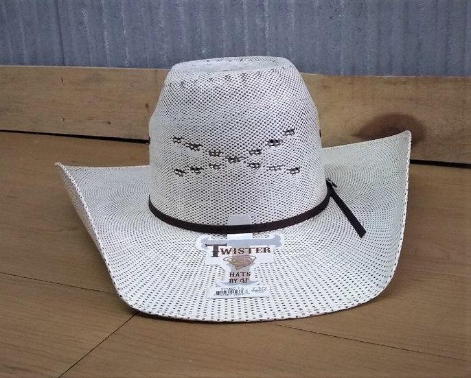 Twister Bangora Punchy Straw hat 2